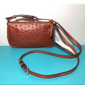 Dooney & Bourke Bags - Dooney & Bourke Leather Crossbody